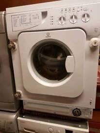 Brand new indesit intergrated washing machine
