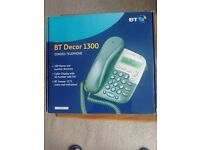 BT Decor 1300 Home & Office Telephone/Answering Machine