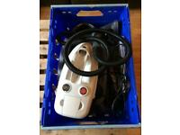 New Earlax 3-1 Steam Cleaner RRP £129.99