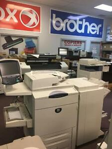 Xerox Docucolor 252 Color Copier Printer Copy Machine Photocopier