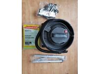henry NUMATIC Vacuum Cleaner new 3 Metre Hose new Brushes new Rods Tool Kit 10 Bags