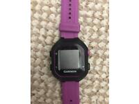 Garmin Forerunner 25 running watch- ladies!