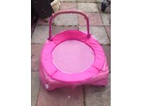 kids Trampoline good condition only £5.00