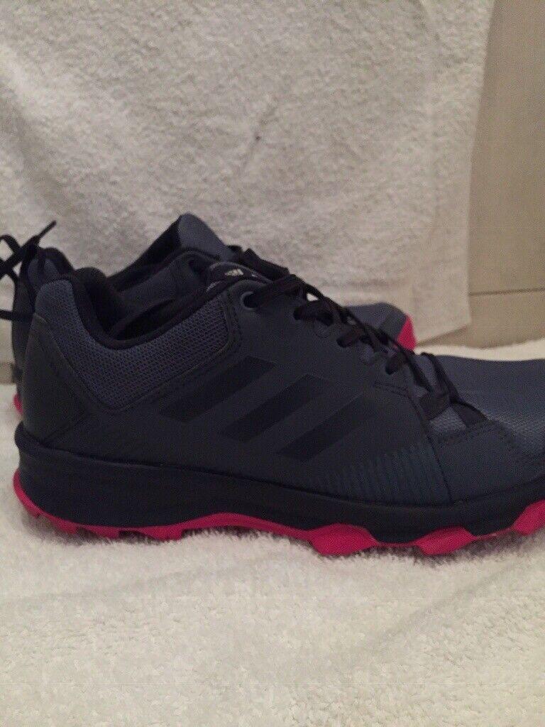 63d77a9f39 Adidas womens size US 8.5, UK 7 Terrex Tracerocker Trail Running Shoes | in  Whitechapel, London | Gumtree