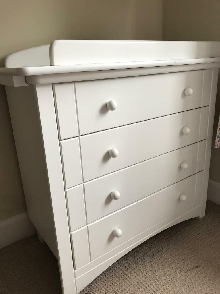 John Lewis Sophia Nursery Chest Of Drawers
