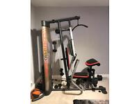 Full Body Multi Gym Exercise Machine