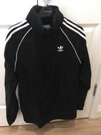 Adidas Small Unisex Jacket - Worn Once!