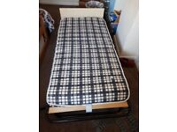 Fold up easy storage beds