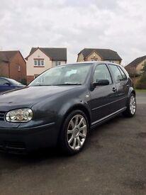 **SOLD 2003 VW Golf V6 4Motion Low Mileage 5dr Leather