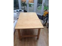 Extendable table 40£