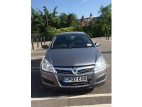 Vauxhall Astra 1.8i Life 2007 (07) Automatic Full Service History Cheap Bargain Quick Sale