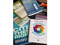 Social Work Student Books!!