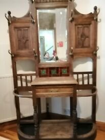 ENORMOUS ANTIQUE VICTORIAN HAT/COAT/UMBRELLA STAND (OPEN TO OFFERS)