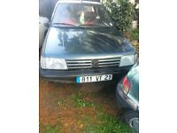 PEUGEOT 205,YEAR 1991,LHD ,DIESEL FOREIGN PLATES EASY GTI CONVERSION