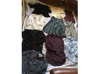 Ladies bundles clothes size 12 Used good condition 10 items £15