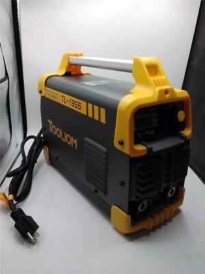 Tooliom 195a 110220v Stick Welder Arc Welding Machine Dc Inverter Welder