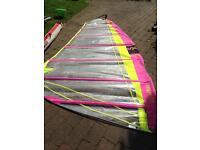 Neil Pryde 6.3m Windsurfing Sail