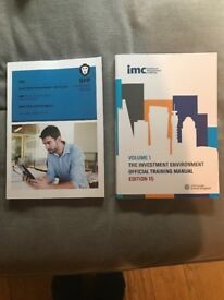 Investment Management Certificate 2018 Study Materials