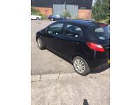 Mazda2 ts 09plate