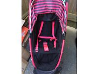Cosatto pushchair