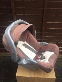 Graco baby seat
