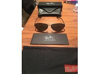 Ray-Ban RB8301 BLACK/CRYSTAL GREEN (002) 59/14