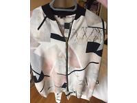 Brand new river island jacket size 8