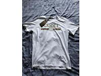 Brand New With Tags Gucci T Shirt White Postage Available