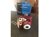 Genuine Polaroid camera
