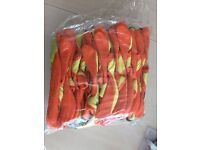 Work gloves size large 12 pairs