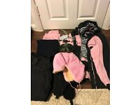 Womans Ski Clothing Set with accessories