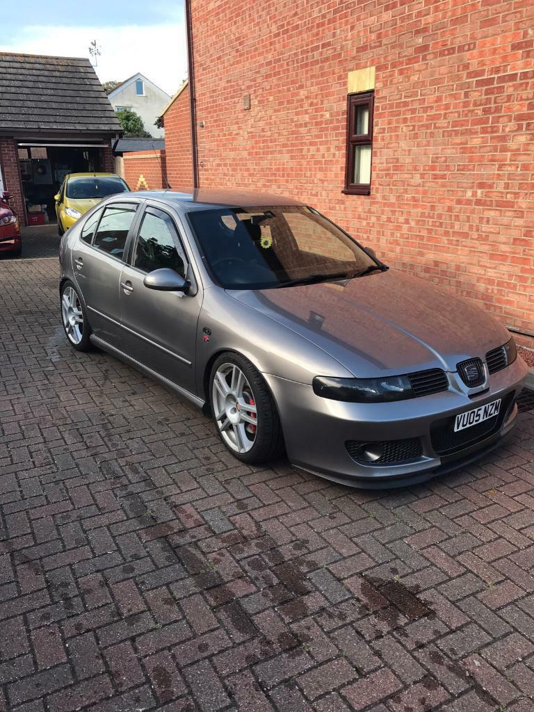 seat leon cupra r 225 2005 in brightlingsea essex gumtree. Black Bedroom Furniture Sets. Home Design Ideas