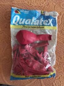 "Qualatex 11"" Purple Violet Latex Balloons Pack of 21"