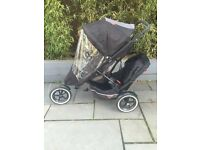 Phil & Ted's Explorer Double Buggy
