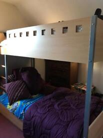Bunk beds plus trundle bed