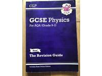 GCSE AQA Physics Revision Guide and Workbook 9-1
