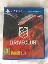 PS4 drive club Brand New
