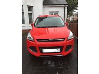2014 Ford Kuga 2.0 TDCi Zetec 140bph. 20k Miles. Amazing Spec inc appearance pack and auto park!