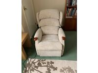 HSL Petite Dual Rise & Recline Armchair