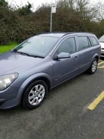 Vauxhall Astra 1.7 tdci estate