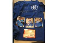 Rangers 72 top signed , football