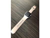 Apple Watch Series 1 38MM Pink