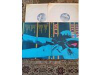 CHUCK BERRY GOLDEN DECADE 2 LP MONO NR MINT
