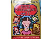 'FOUR CHILDREN and IT' - Jacqueline Wilson