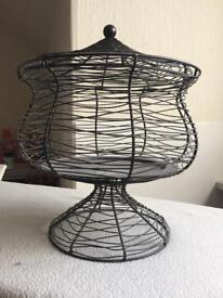 Partylite 3 wick or Jar Candle Holder