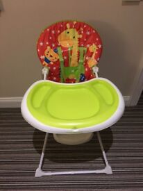 High Chair - Mothercare
