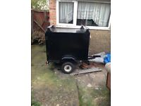 Lock Up Box Trailer In Good Condition