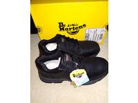 Dr. Martens Safety Shoes Linnet S1P - Size 8 UK