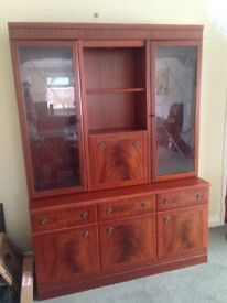 Classic Dining Room Display cabinet