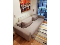 Heals sofa bed for sale.